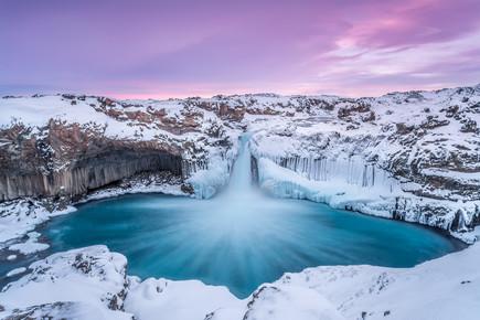 Markus Van Hauten, Aldeyjarfoss (Iceland, Europe)