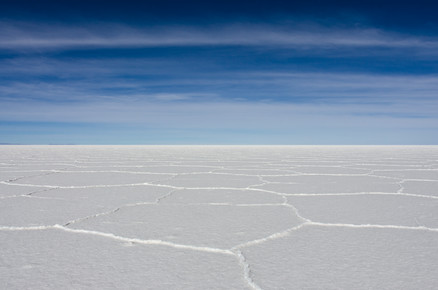 Rolf Lange, Salty Horizon (Bolivia, Latin America and Caribbean)