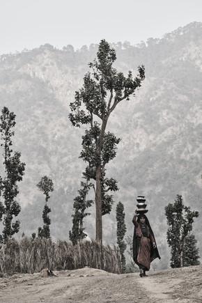 Jan Møller Hansen, Raute woman (Nepal, Asia)