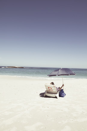 Thomas Neukum, The Beach (South Africa, Africa)