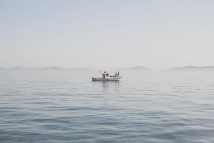 Thomas Neukum, The Boat (Turkey, Europe)