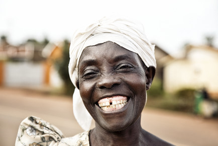 Victoria Knobloch, Happy day! (Uganda, Africa)