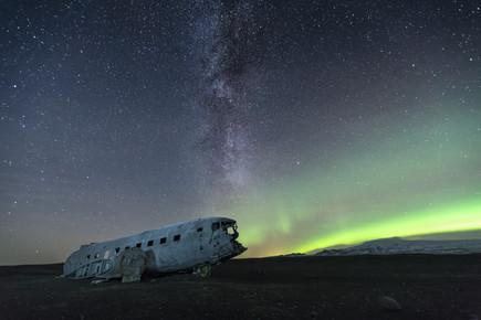 Ronny Behnert, Sólheimasandur Iceland (Iceland, Europe)