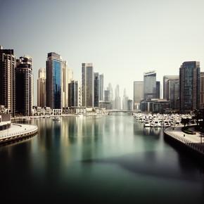 Ronny Ritschel, Dubai Marina (United Arab Emirates, Asia)