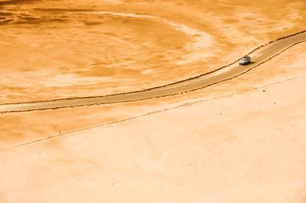 Christian Göran, Desert Road (Sudan, Africa)