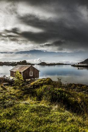 Christian Göran, Fishermans Cabin (Norway, Europe)