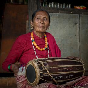 Barbara Flesch, Music (Nepal, Asia)