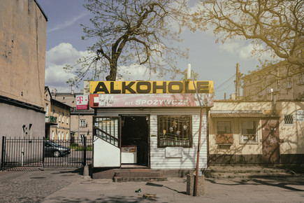 Eva Stadler, Polish Kiosk: »Alkohole« (Poland, Europe)