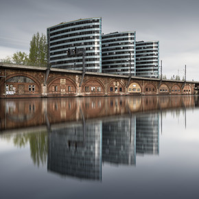 Ronny Behnert, Trias Towers Berlin (Germany, Europe)