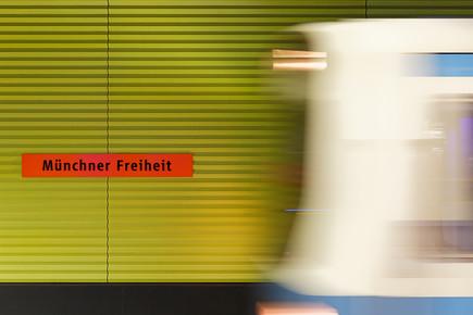 Michael Belhadi, Münchner Freiheit (Germany, Europe)