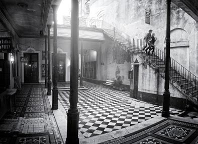 Rob van Kessel, Buenos Aires Courtyard (Argentina, Latin America and Caribbean)
