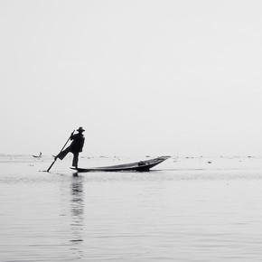 Nina Papiorek, Inle Fisher (Myanmar, Asia)