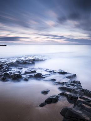 Ronnie Baxter, Bamburgh Rock Study 4 (United Kingdom, Europe)