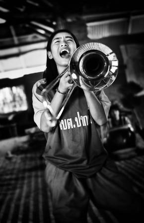 Victoria Knobloch, The power of sound (Thailand, Asia)