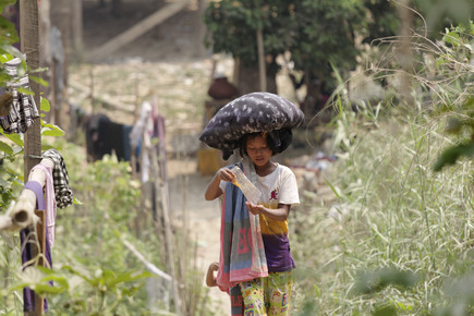 Michael Belhadi, Mandalay #26 (Myanmar, Asia)