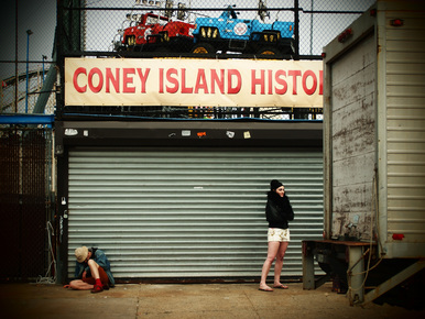 Kay Block, Coney Island (United States, North America)