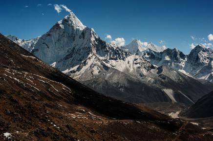 Michael Wagener, Ama Dablam Kette (Nepal, Asia)