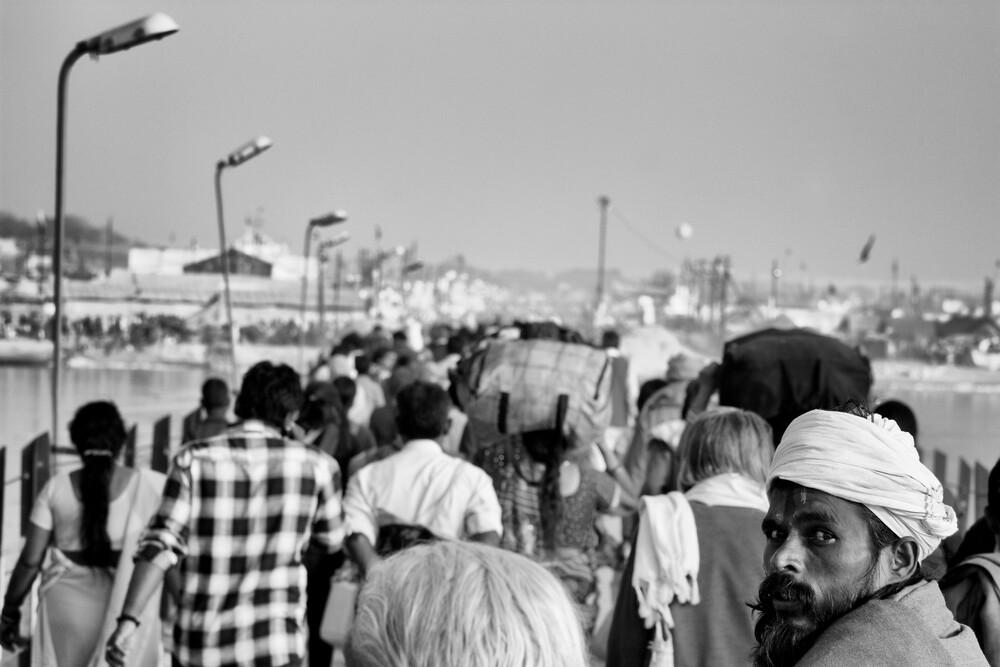 Ankunft - Fineart photography by Jagdev Singh