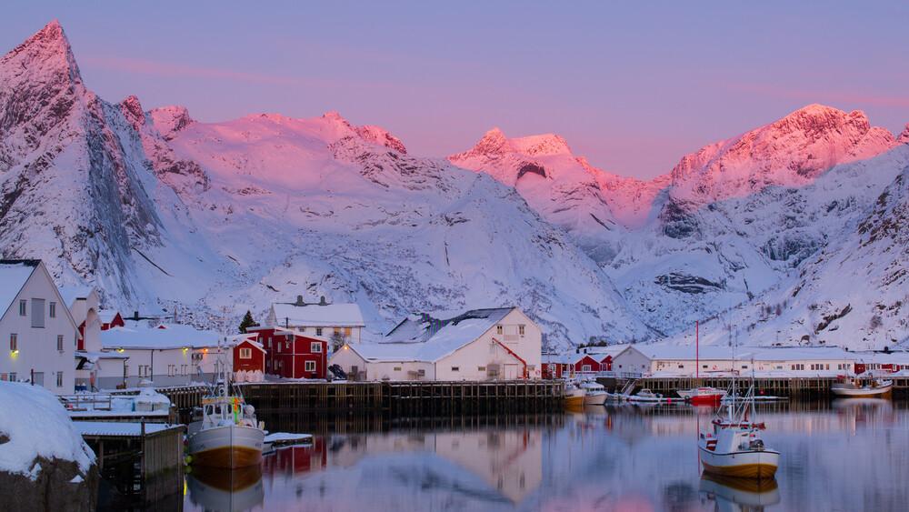 Hamnøy - Fineart photography by Boris Buschardt