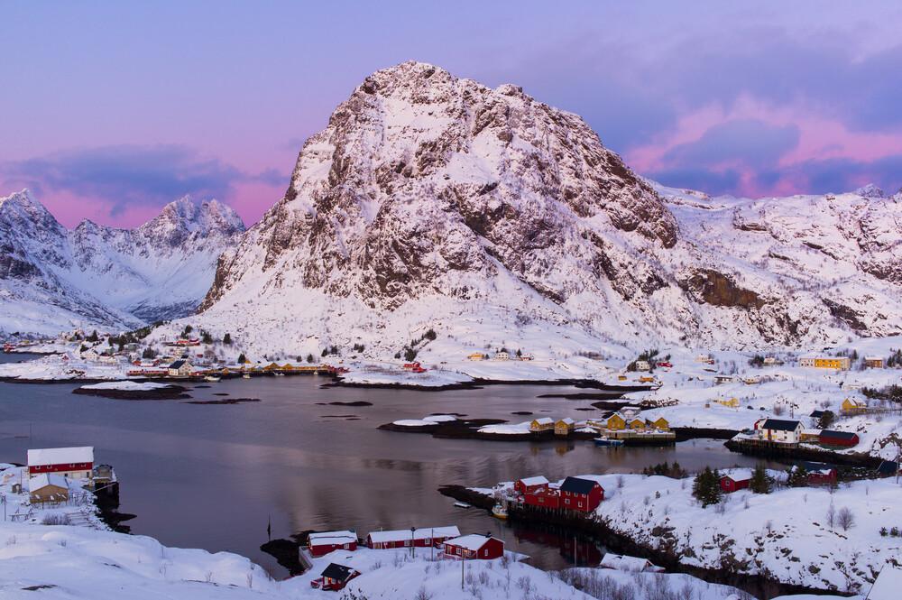Å in Lofoten - Fineart photography by Boris Buschardt