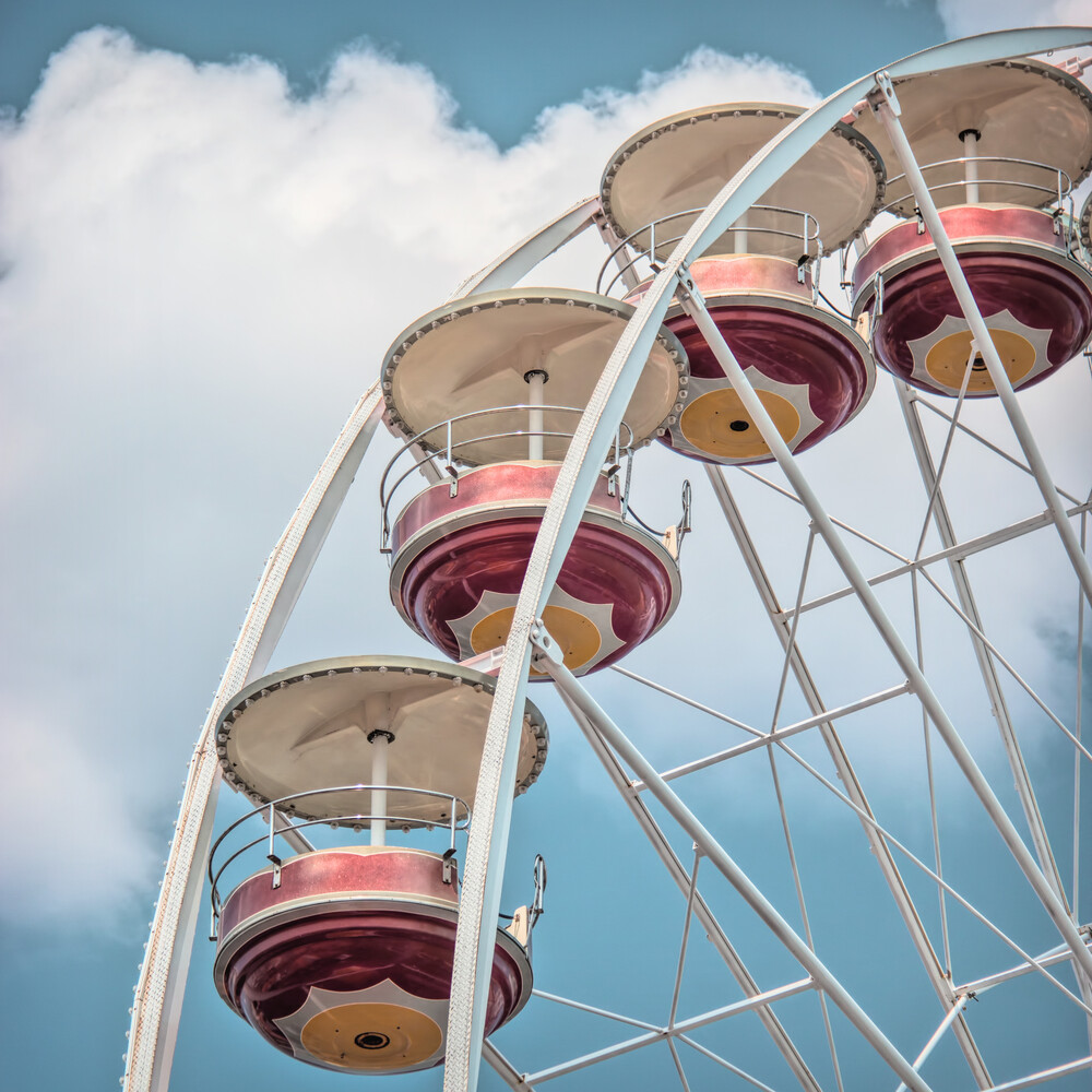 merry-go-round - Fineart photography by Michael Schulz-dostal