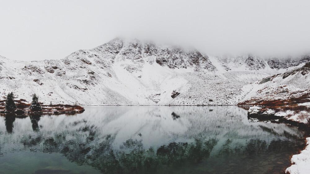 Anderson Lake - fotokunst von Kevin Russ