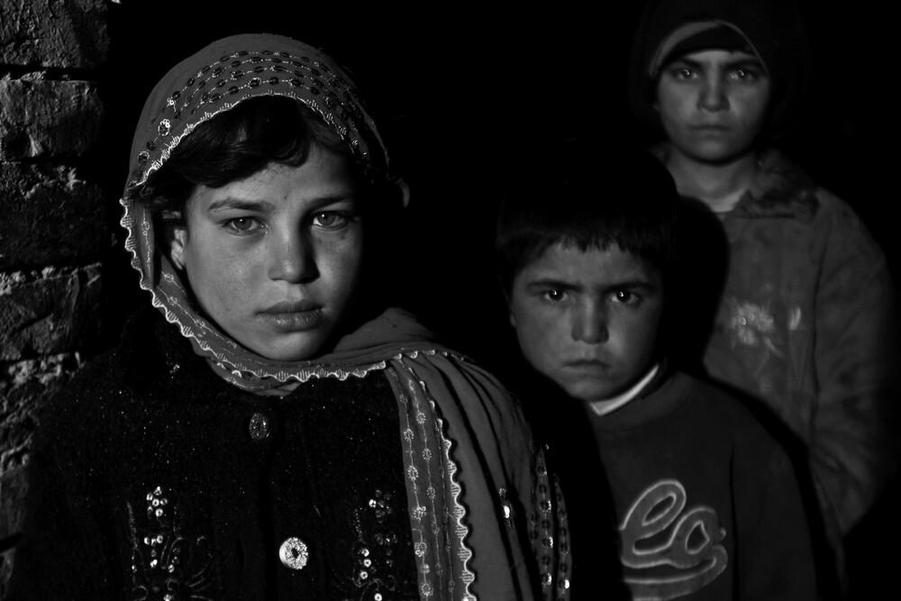 Refugees  - Fineart photography by Rada Akbar