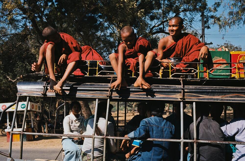 Myanmar  Bagan - Fineart photography by Jim Delcid