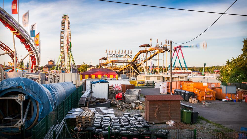 RUMMEL Müllplatz - Fineart photography by Christoph Kalck