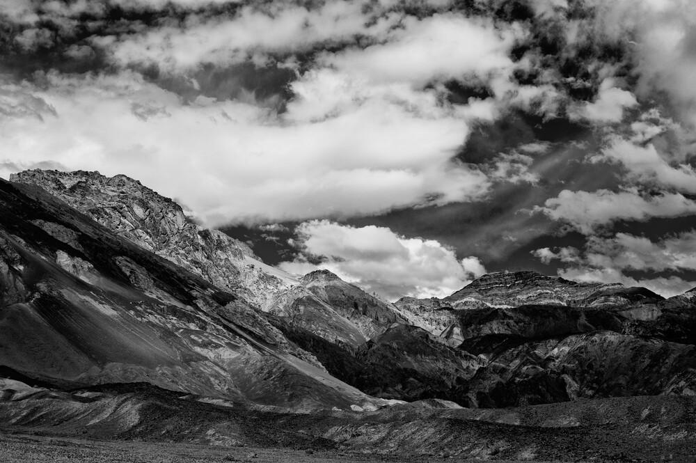 Death Valley - fotokunst von Michael Wagener