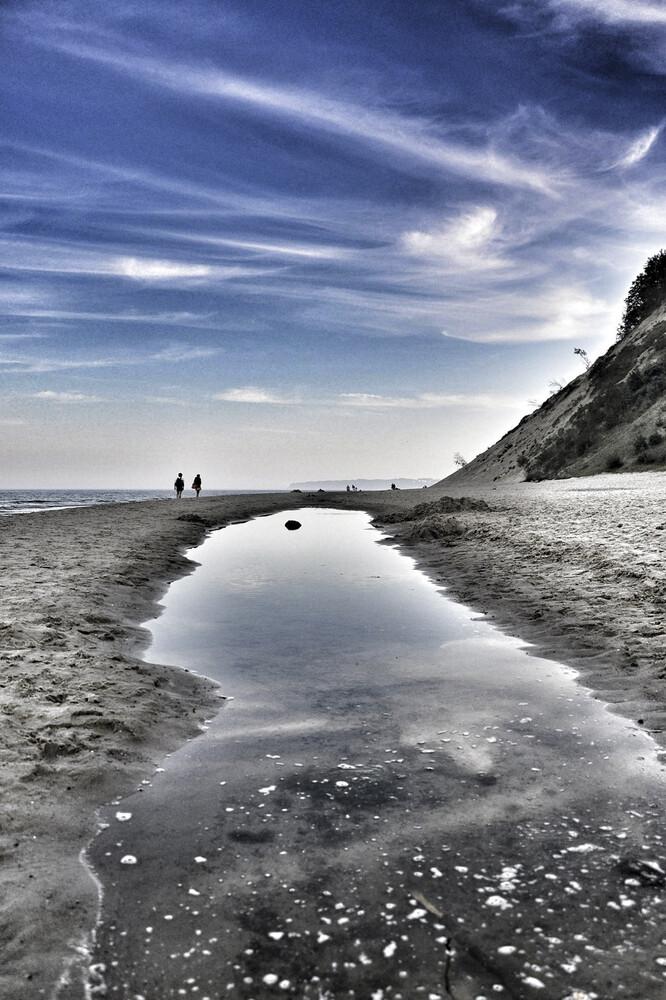 sellin strand - Fineart photography by Michaela Ertelt