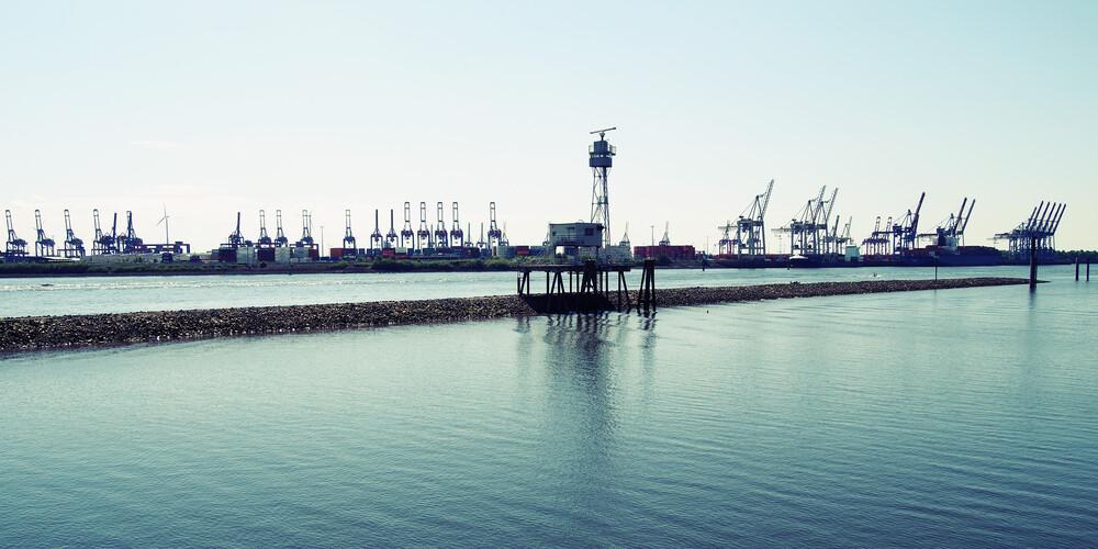 Hamburg Hafen - Fineart photography by Kay Block