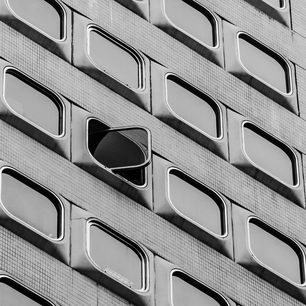 Fragments of Hong Kong 1 - fotokunst von Ana Fieres