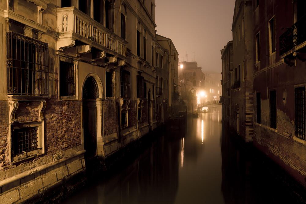 Silent Venice - fotokunst von Manuel Ferlitsch