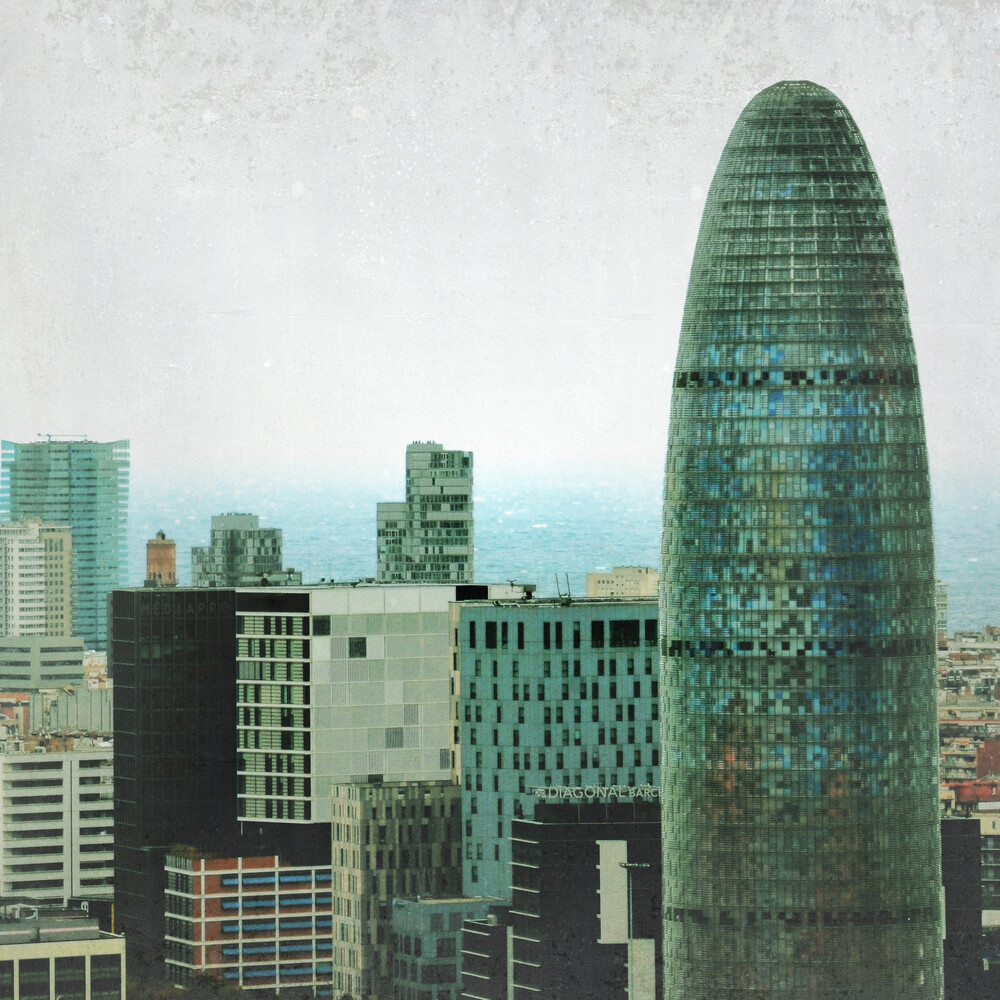 Maskulin City - fotokunst von Elvira Stürmer