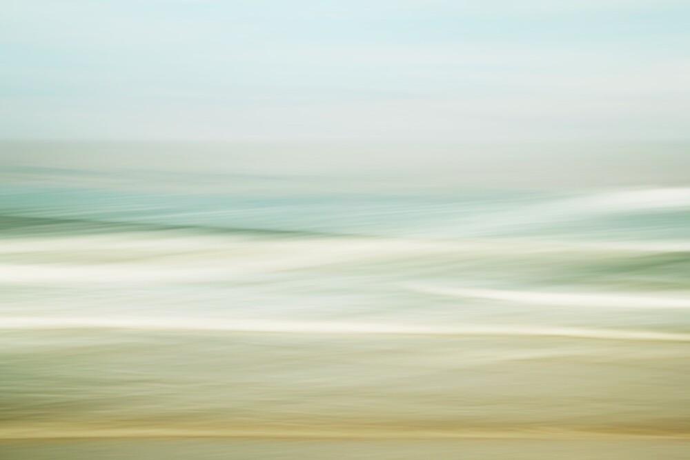 Sea Waves - fotokunst von Manuela Deigert
