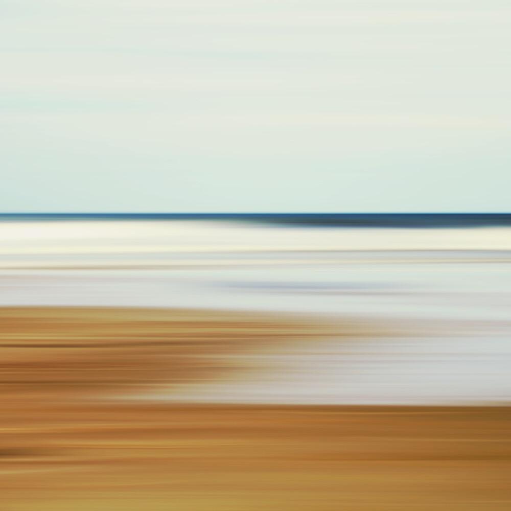 sandstrand - Fineart photography by Manuela Deigert