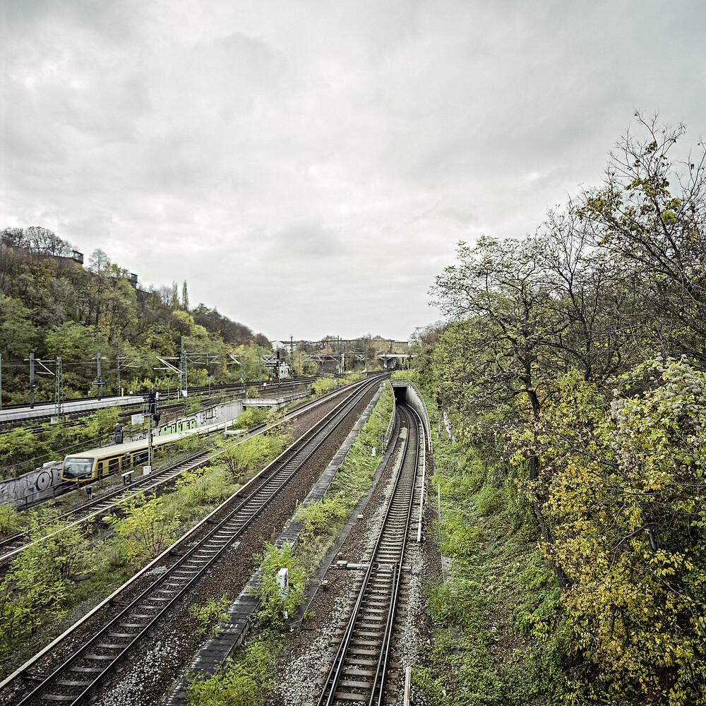Berlin-Gesundbrunnen - Fineart photography by Jost Galle
