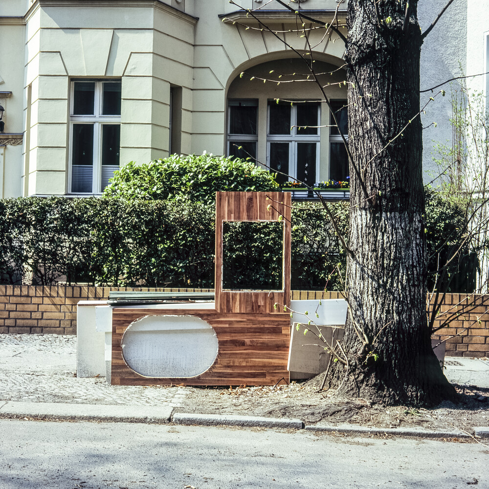 Stadt-Detail, Berlin-Steglitz - Fineart photography by Jost Galle