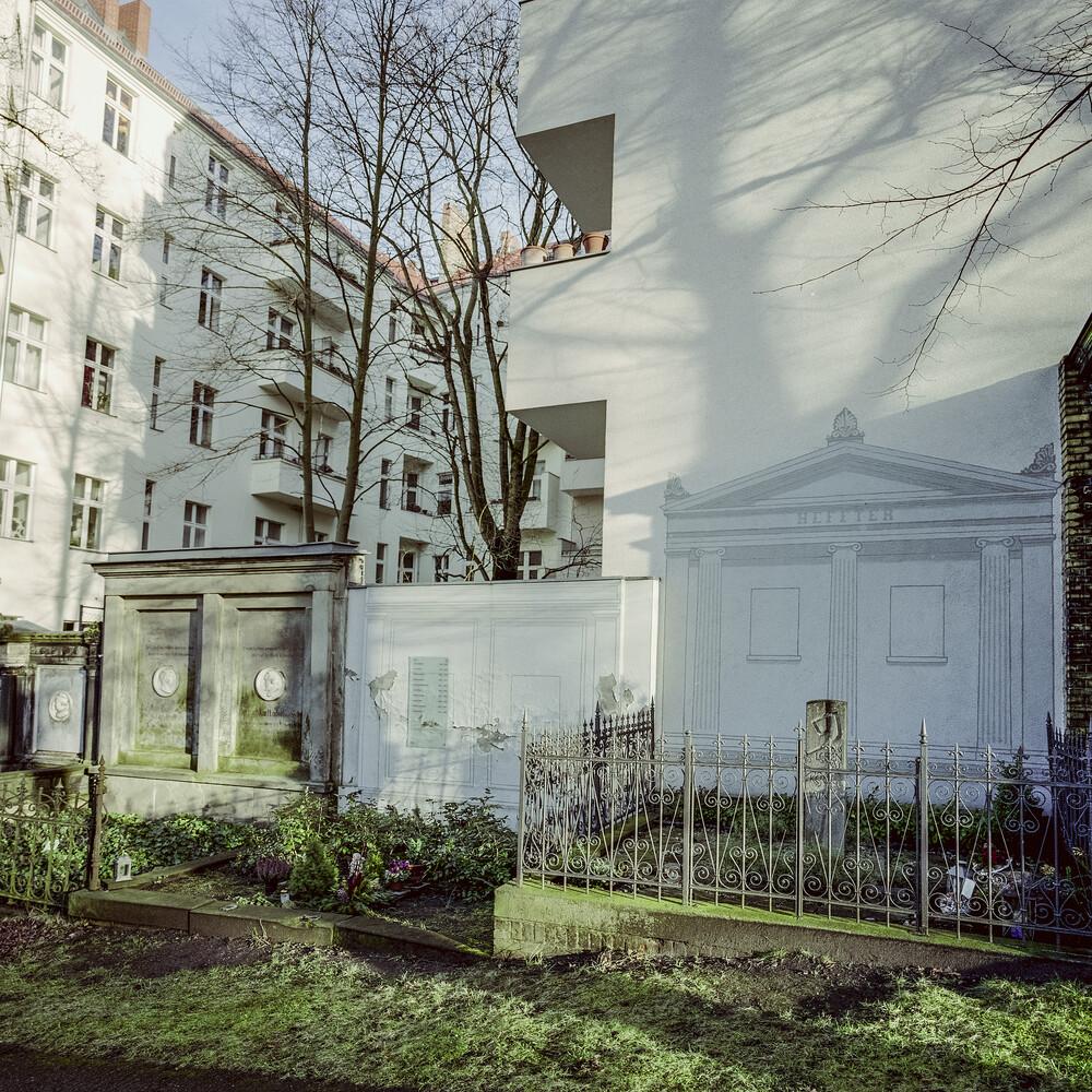 Großgörschenstraße, Berlin-Schöneberg - fotokunst von Jost Galle
