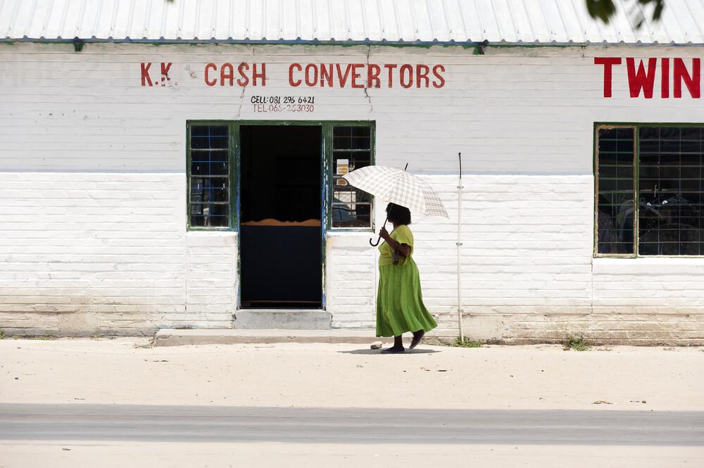 People of Kongola, Namibia , picture 4 - fotokunst von Franzel Drepper