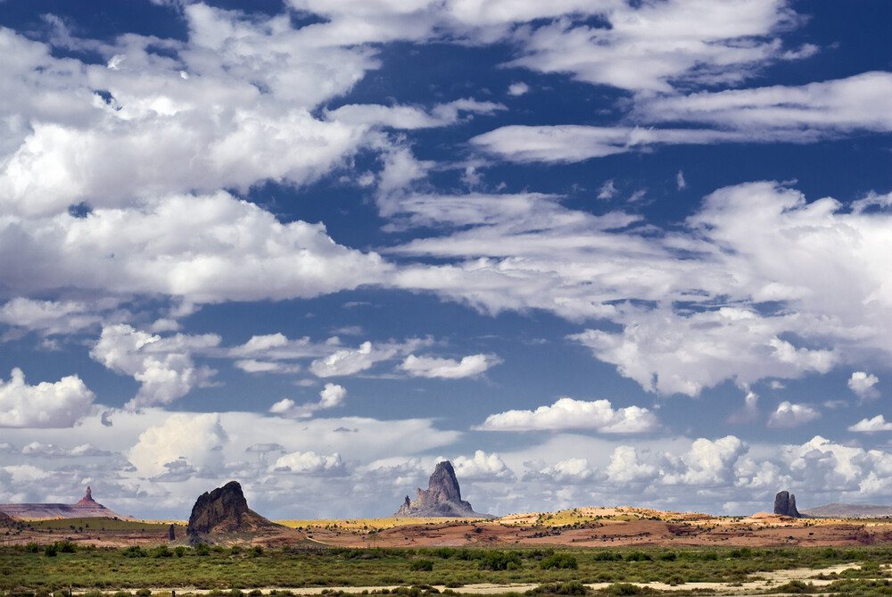 Monument Valley, Arizona USA - Fineart photography by Franzel Drepper