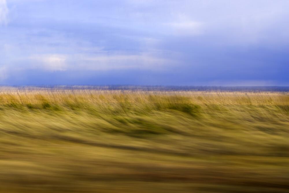 Road trip - Nevada - fotokunst von Franzel Drepper