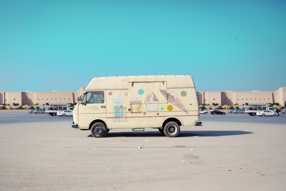 ice cream - Fineart photography by Eva Stadler