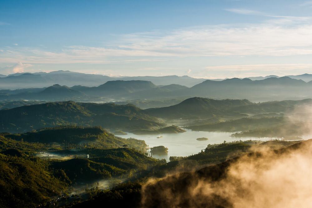 Golden Sunrise - fotokunst von Manuel Ferlitsch
