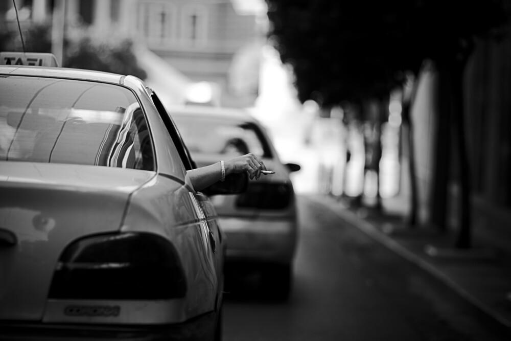 The hand - fotokunst von Nasos Zovoilis