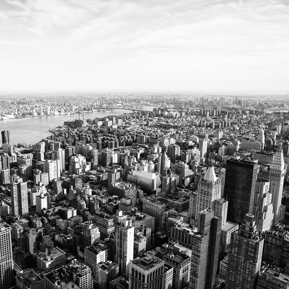 New York, again? #2 - fotokunst von Norbert Gräf