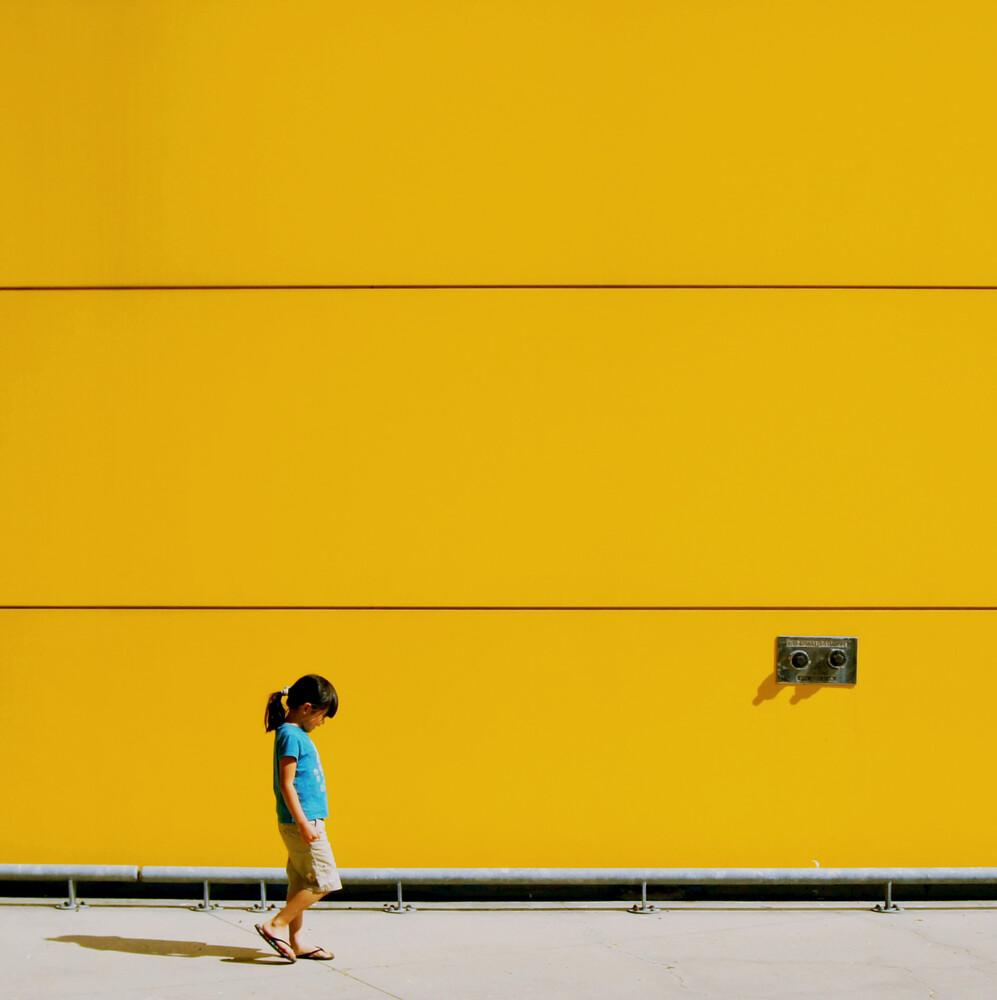Ms. Little Sunshine - Fineart photography by Jianwei Yang