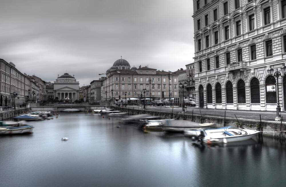 Trieste - fotokunst von Björn Groß