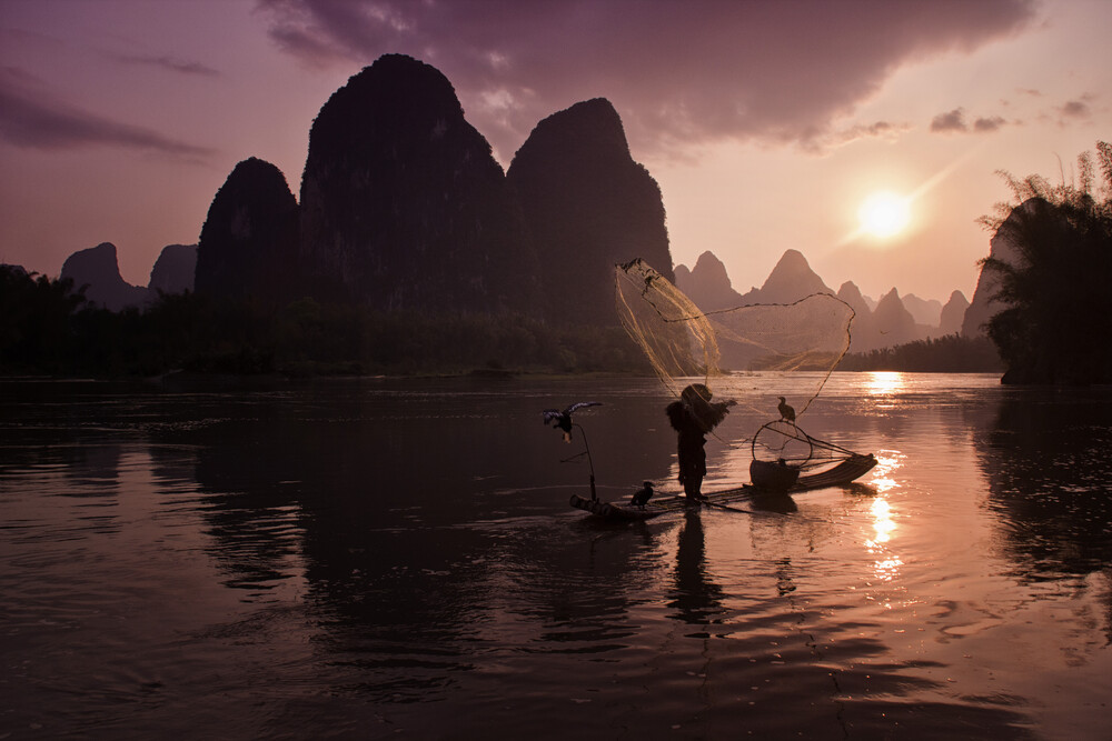 Charm of China 3 - Fineart photography by Victoria Knobloch